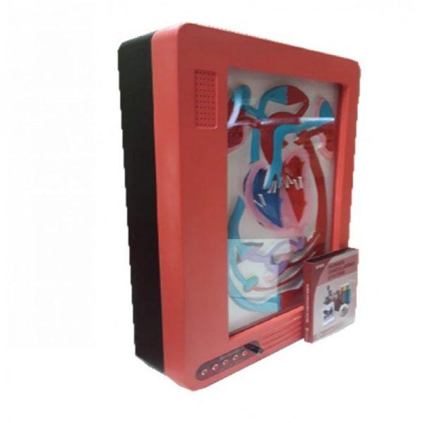 DJT - Maket Elektrik Peredaran Darah Manusia