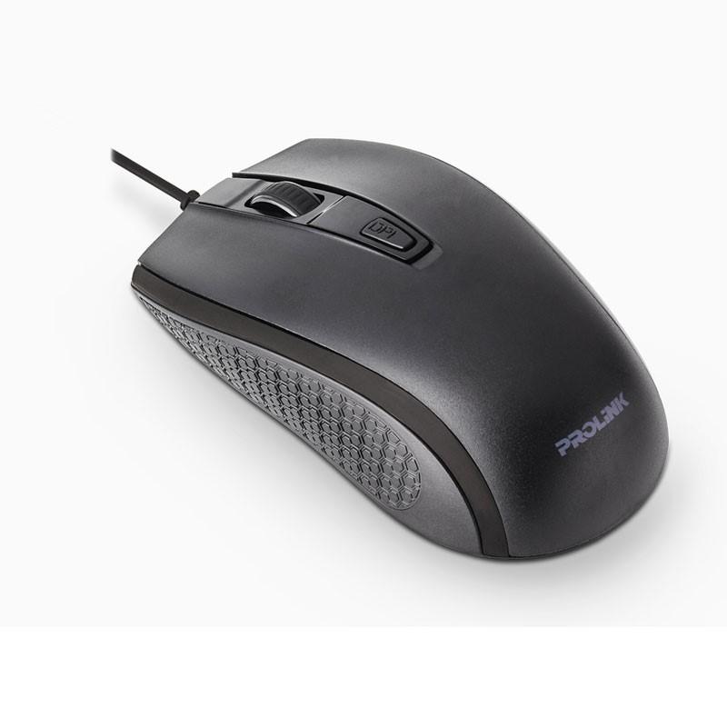 PROLINK - 4-Button Optical USB Mouse [PMC2002]