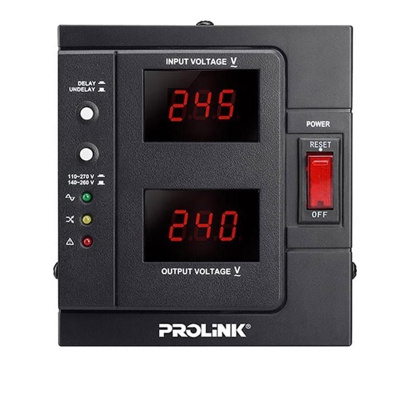 PROLINK - Auto Voltage Regulator 500VA [PVR500D]