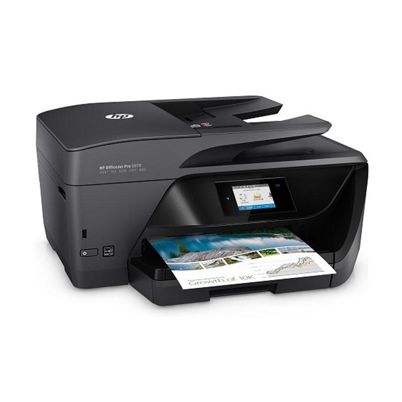 HP - OfficeJet Pro 6970 All-in-One Printer [J7K34A]