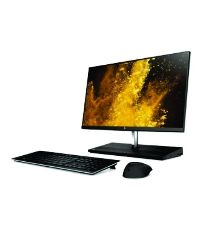 HP - EliteOne 1000 G2 All-in-One (i7-8700/RX560 4GB/8GB DDR4/512GB M.2 SSD/wireless slim keyboard & mouse/Win10P/27inch 4K UHD) [5FT01PA]