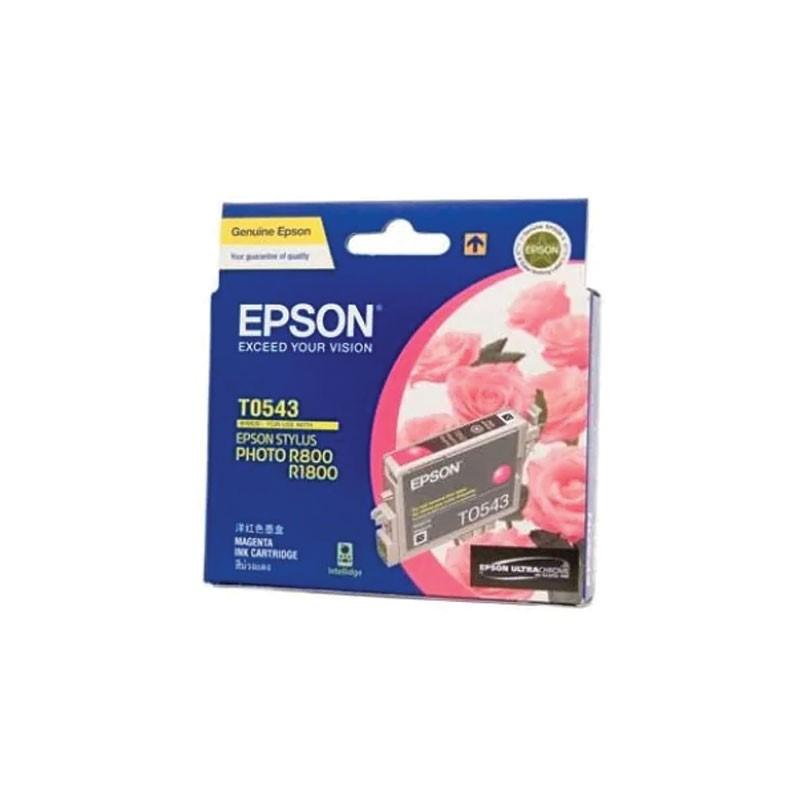 EPSON - Magenta Ink Cartridge SP-R800 [C13T054390]