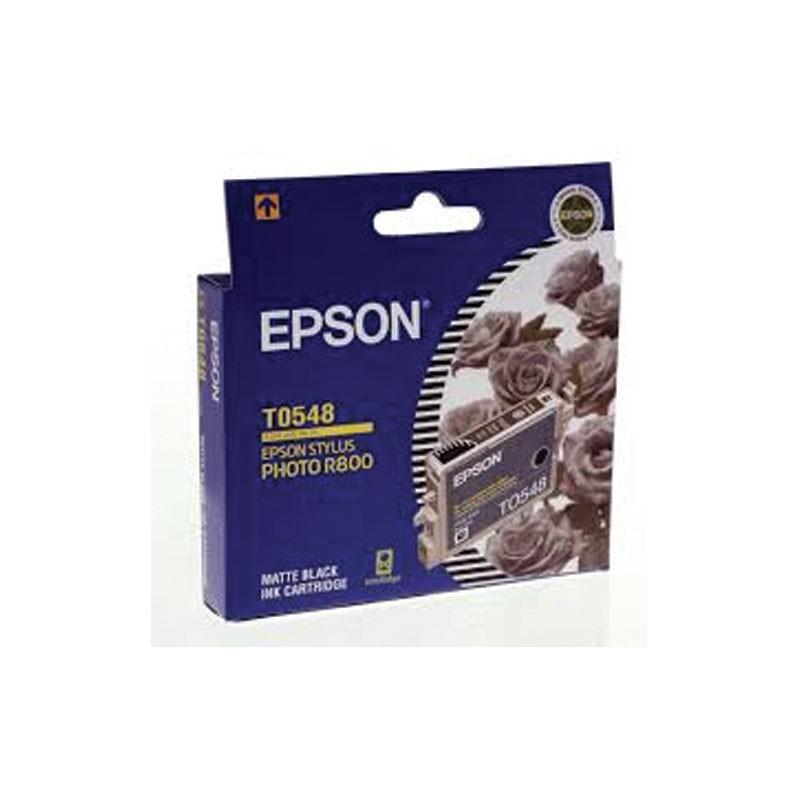 EPSON - Matte Black Ink Cartridge SP-R800 [C13T054890]
