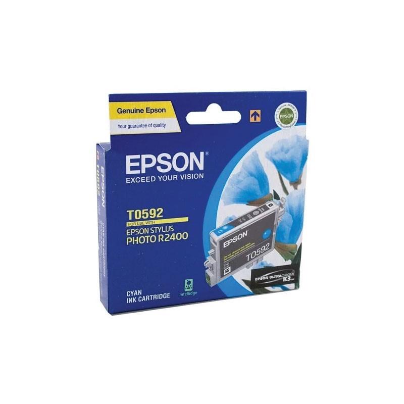 EPSON - Cyan Ink Cartridge [C13T059290]