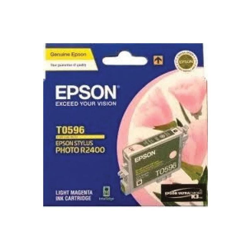 EPSON - Light Magenta Ink Cartridge [C13T059690]