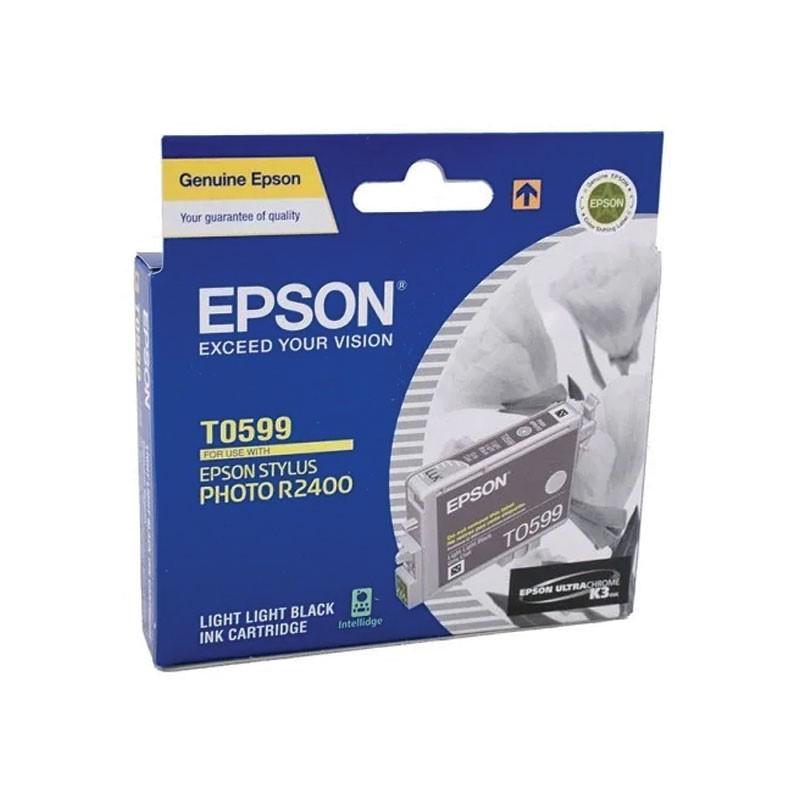 EPSON - Light Light Black Ink Cartridge [C13T059990]