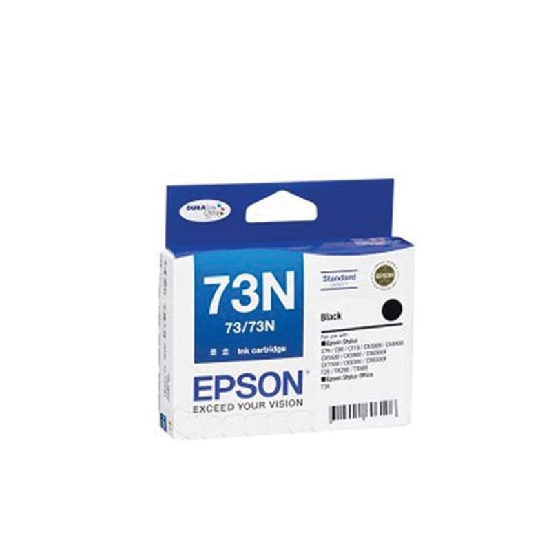 EPSON - 73N Bk [C13T105190]