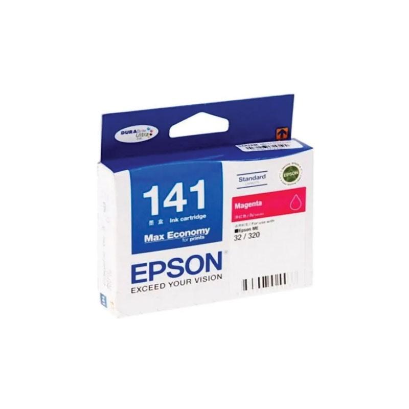 EPSON - Magenta Ink Cartridge - DFP2(TBS,S size) [C13T141390]