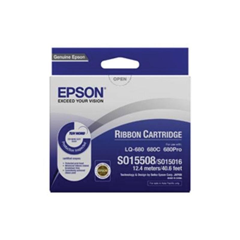 EPSON - RIBBON S015016(B) CARTRIDGE [C13S015508]
