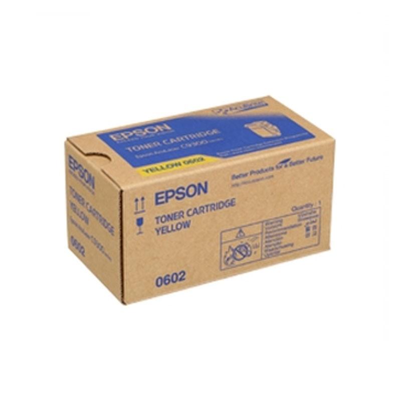 EPSON - TONER CARTRIDGE (YELLOW) for AL-C9300DN [C13S050602]