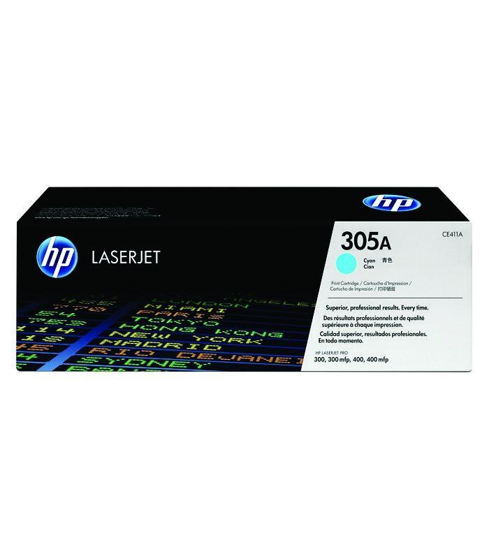HP - LaserJet Pro M451/M475 Cyn Cartridge [CE411A]