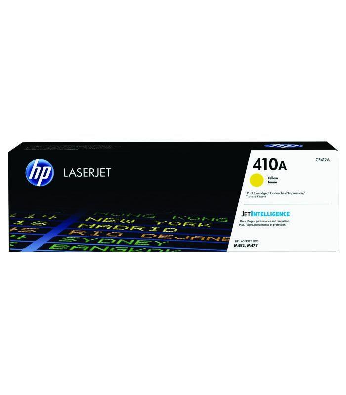 HP - 410A Yellow LaserJet Toner Cartridge [CF412A]