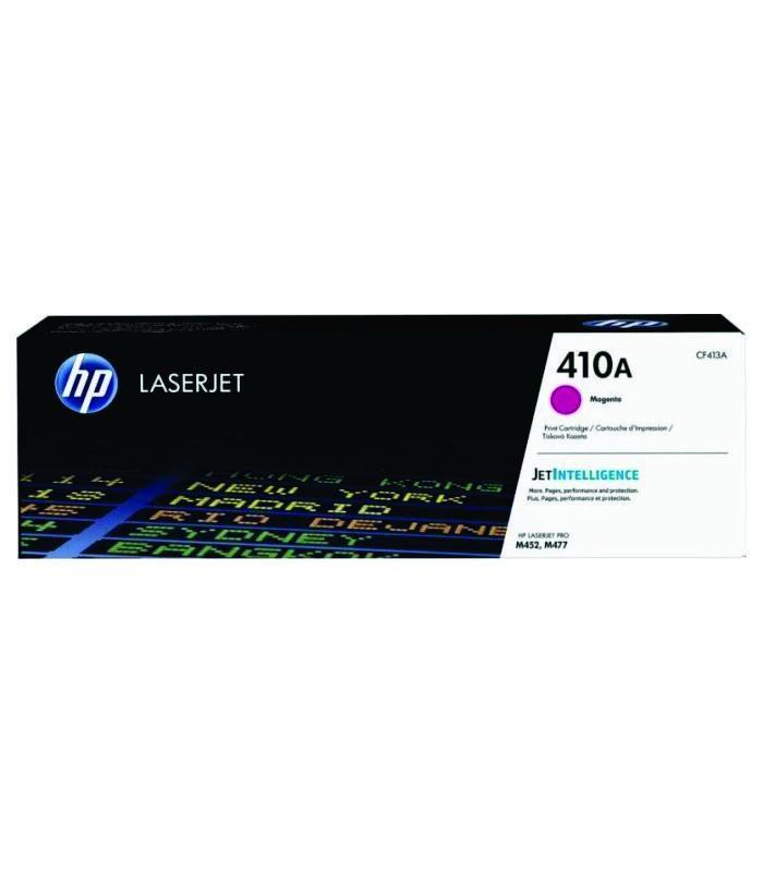 HP - 410X Magenta LaserJet Toner Cartridge [CF413X]