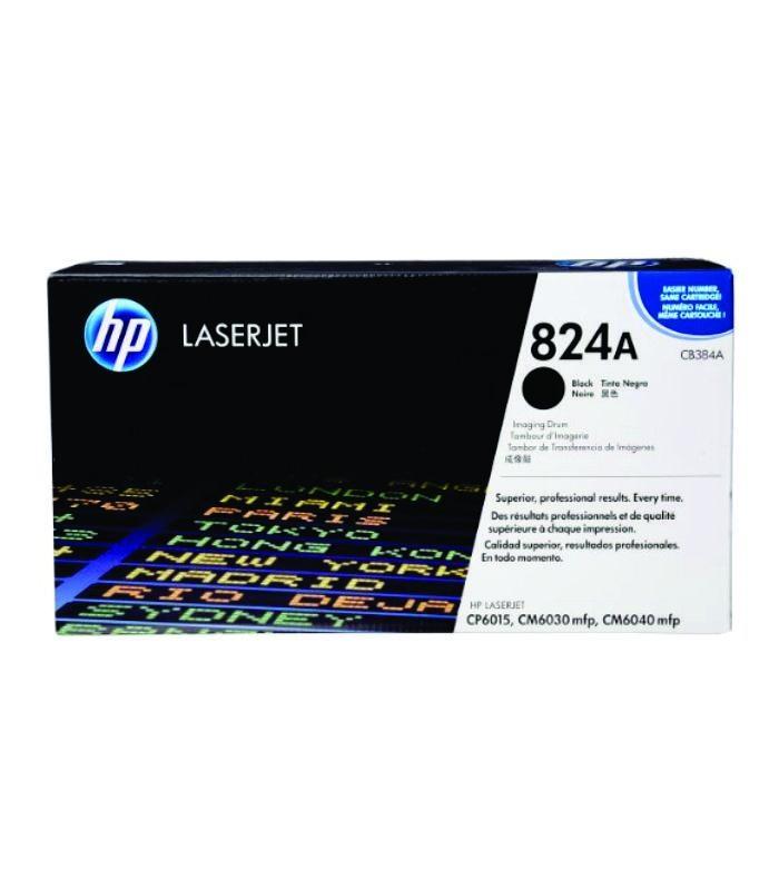 HP - CP6015/CM6040mfp Black Image Drum [CB384A]