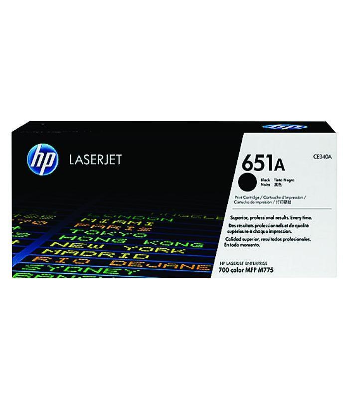 HP - LaserJet 700 Color MFP 775 Black Cartridge [CE340A]