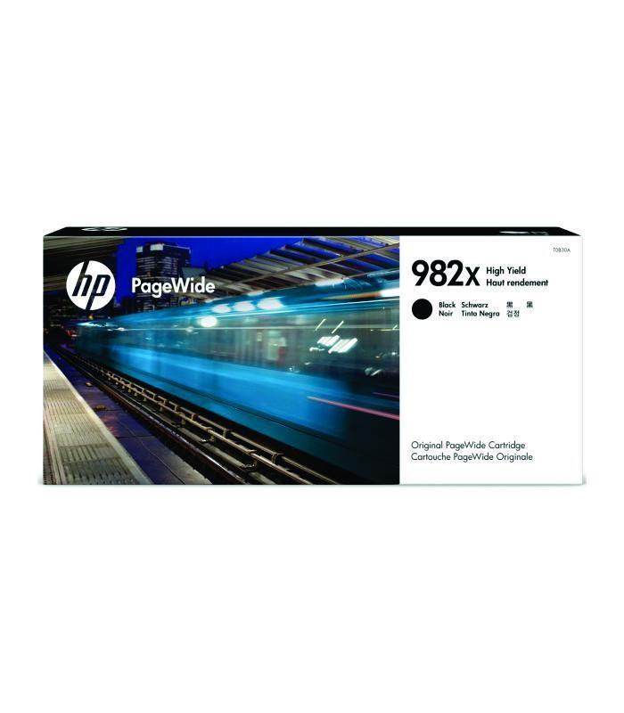 HP - 982X Black Original PageWide Cartridge [T0B30A]