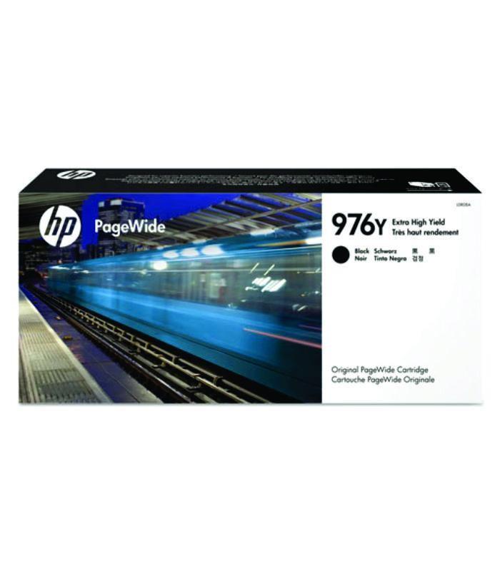 HP - 976Y Black Original PageWide Cartridge [L0R08A]