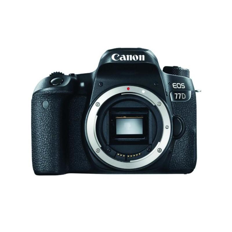 CANON - EOS 77D DSLR Camera (Body Only)