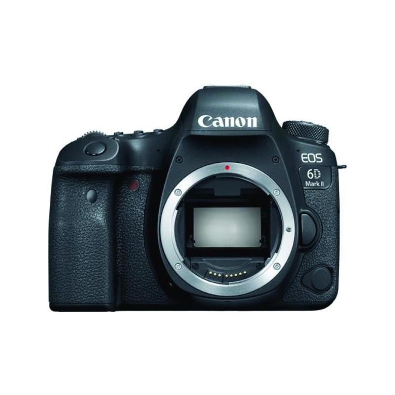 CANON - Digital EOS 6D mark II Body Only