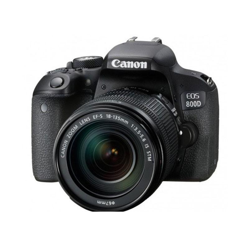 CANON - Digital EOS 800D Lens 18-135mm