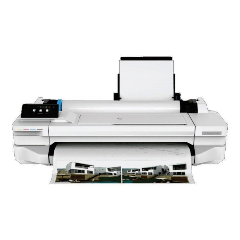 HP - DesignJet T130 24-in Printer [5ZY58A]