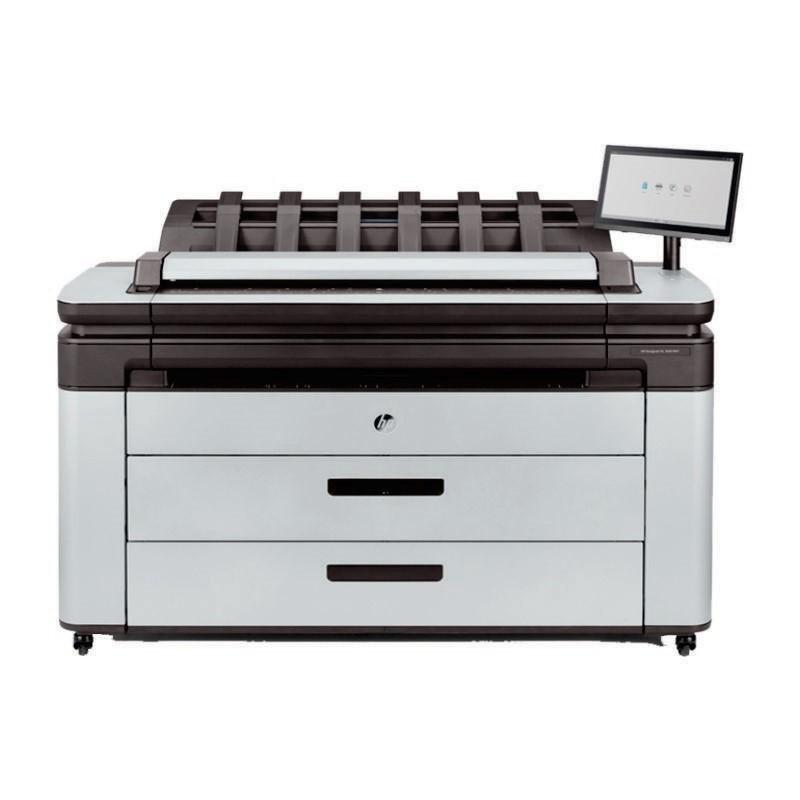 HP - DesignJet XL 3600 PS MFP Printer [6KD24A]
