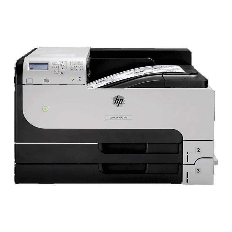 HP - LaserJet Enterprise 700 M712dn Printer [CF236A]
