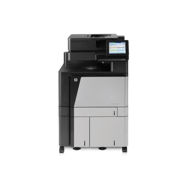 HP - Color LaserJet M880z+ NFC/WL Printer [D7P71A]
