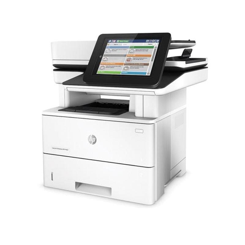 HP - LaserJet Ent MFP M527dn Printer [F2A76A]
