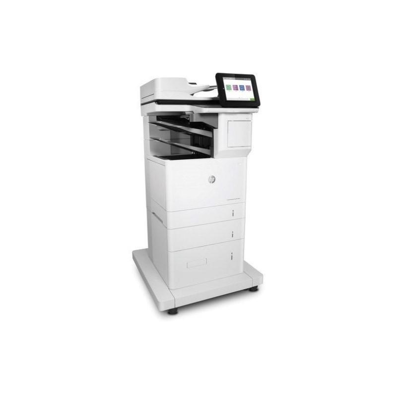 HP - LaserJet Ent Flow MFP M633z Printer [J8J78A]