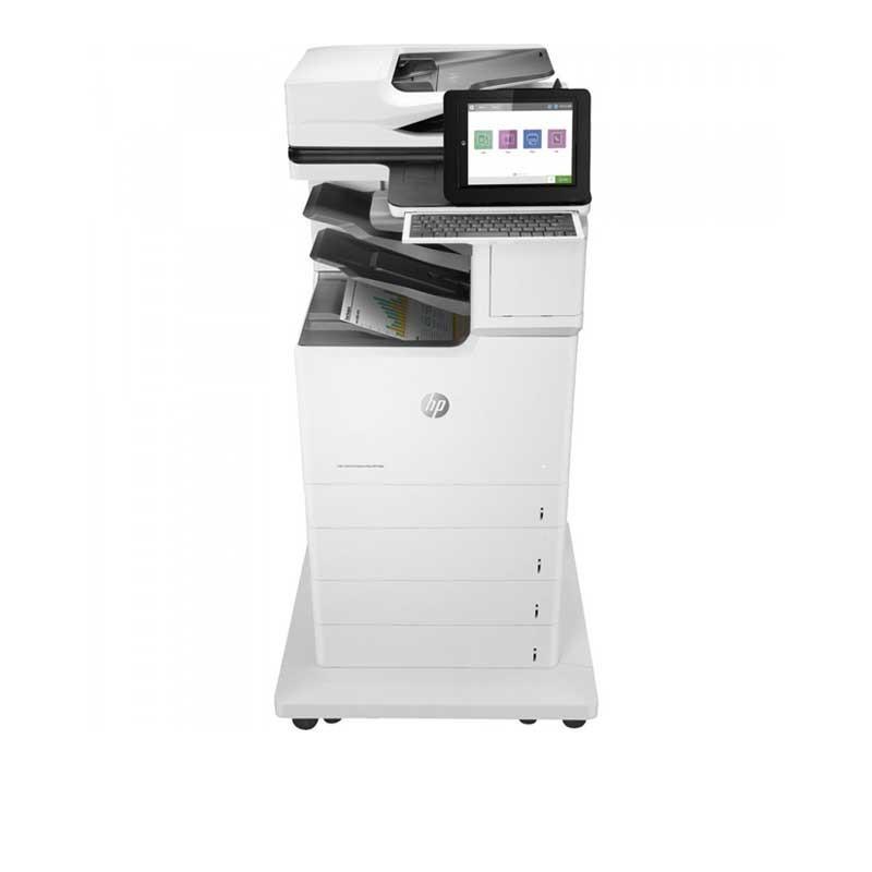 HP - Color LaserJet Ent Flw MFPM682z Printer [J8A17A]