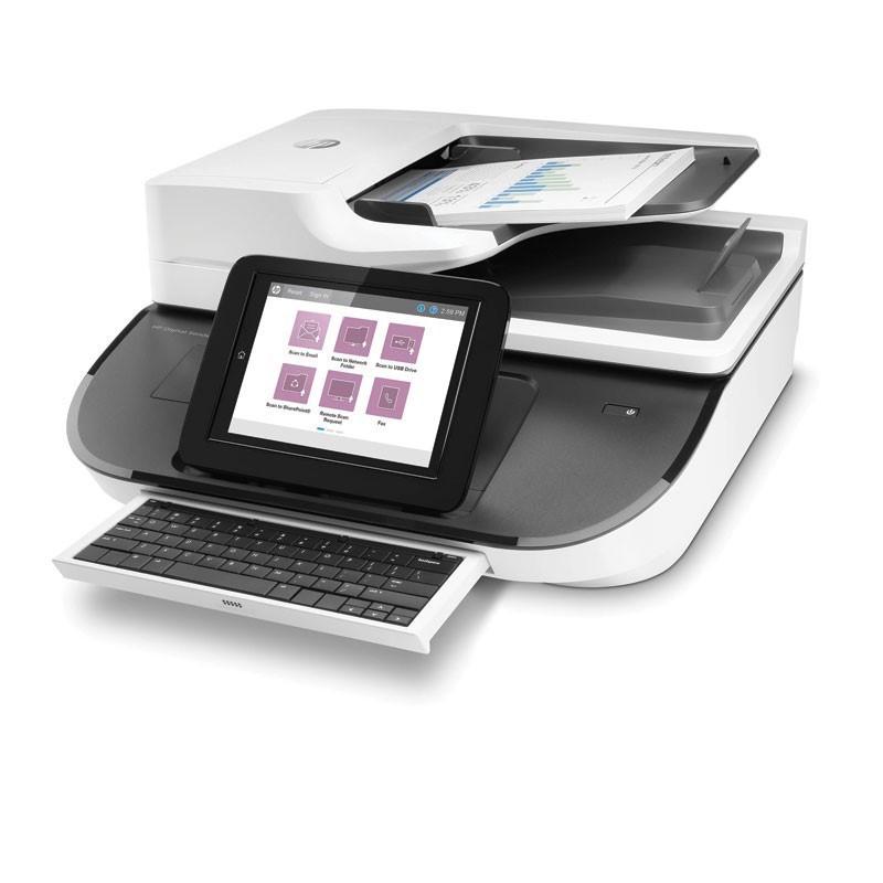 HP - Digital Sender Flow 8500 Fn2 Scanner [L2762A]