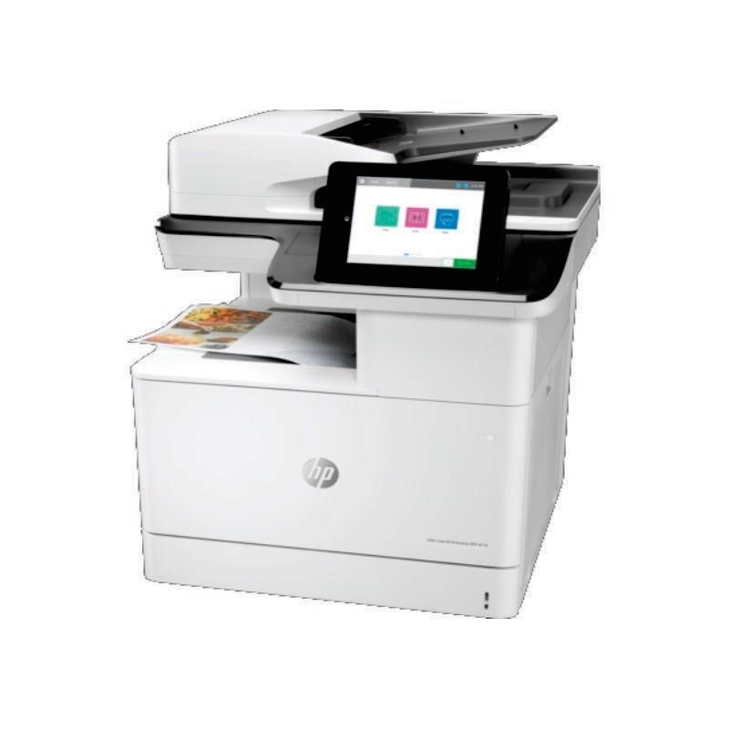HP - Color LaserJet Enterprise MFP M776z [3WT91A]