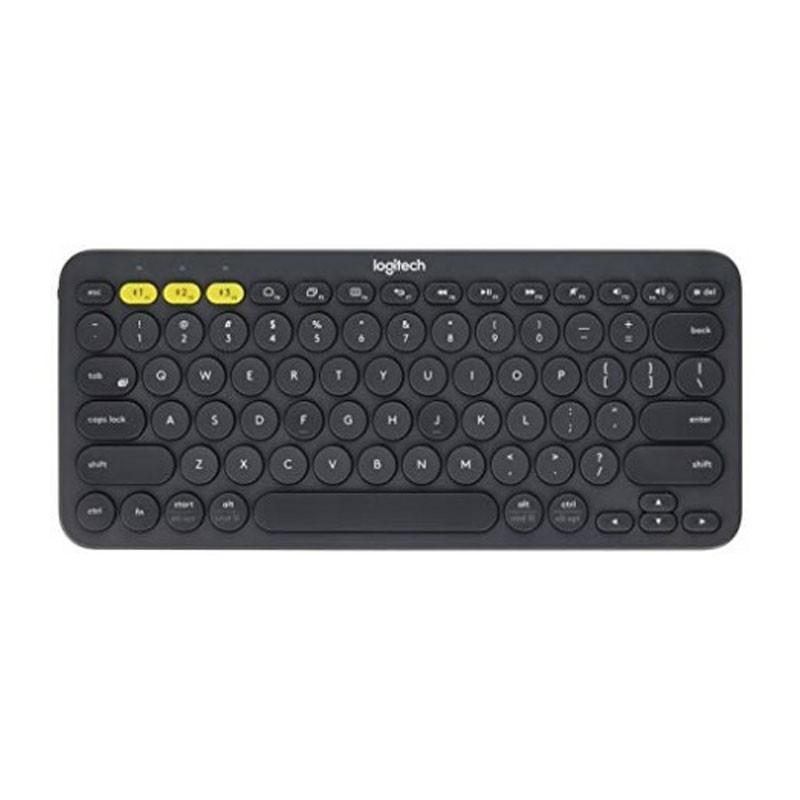LOGITECH - K380 MultiDevice Keyboard Black