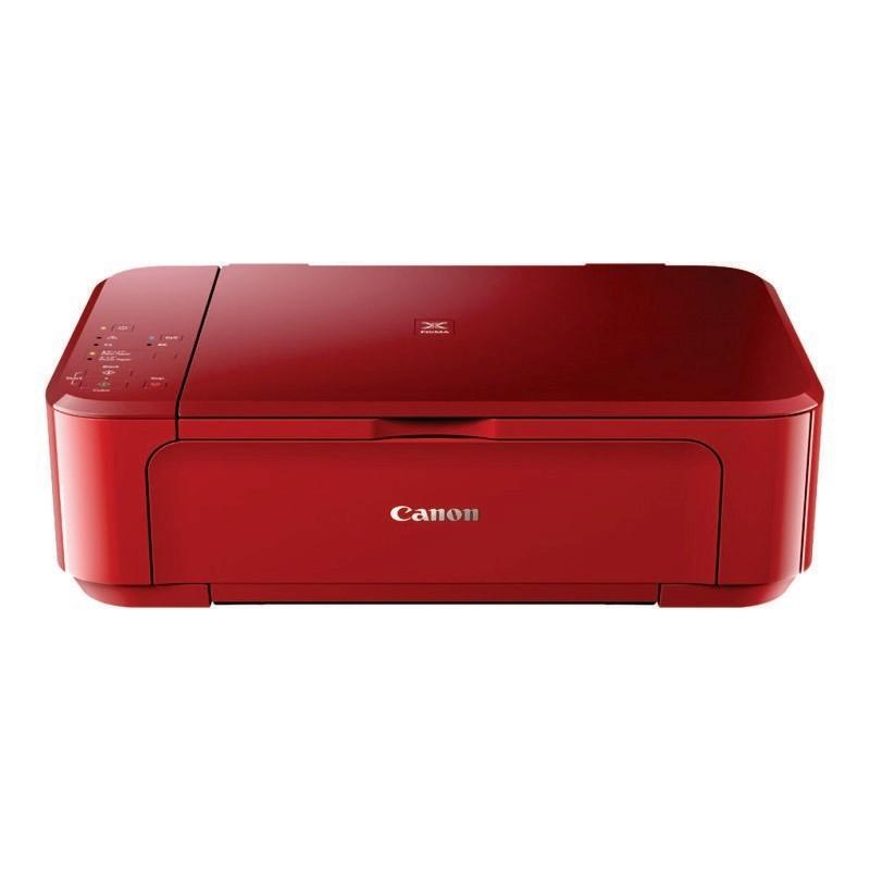 CANON - Multifunction Inkjet Printer MG3670 Red [MG3670R]