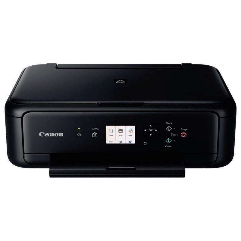 CANON - PIXMA Multifunction TS8170 Black [TS817B]