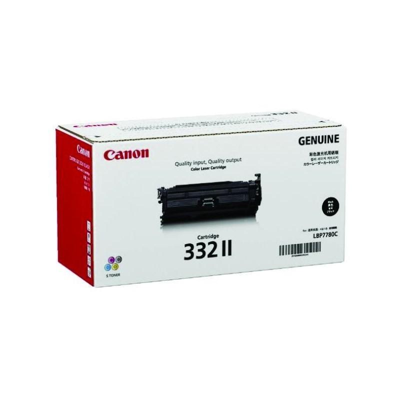 CANON - Cartridge 332 Black II for LBP7780CX [EP332BII]