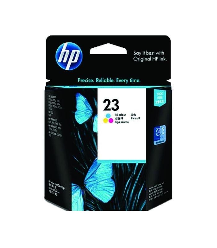 HP - Ink Cartridge 23D Large Color NAM [C1823D]