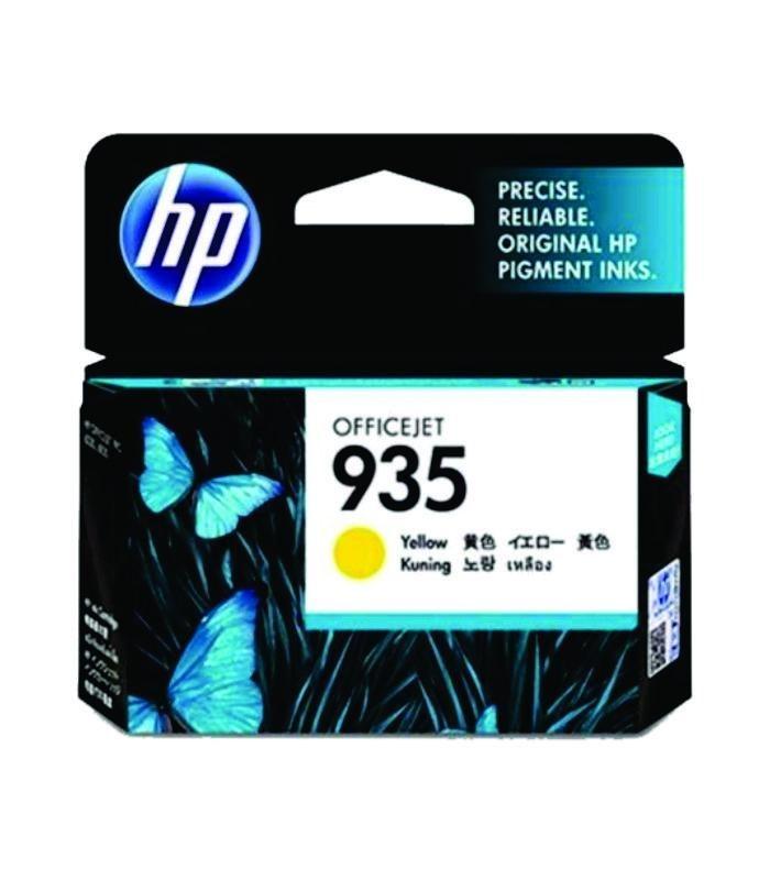 HP - 935 Yellow Ink Cartridge [C2P22AA]