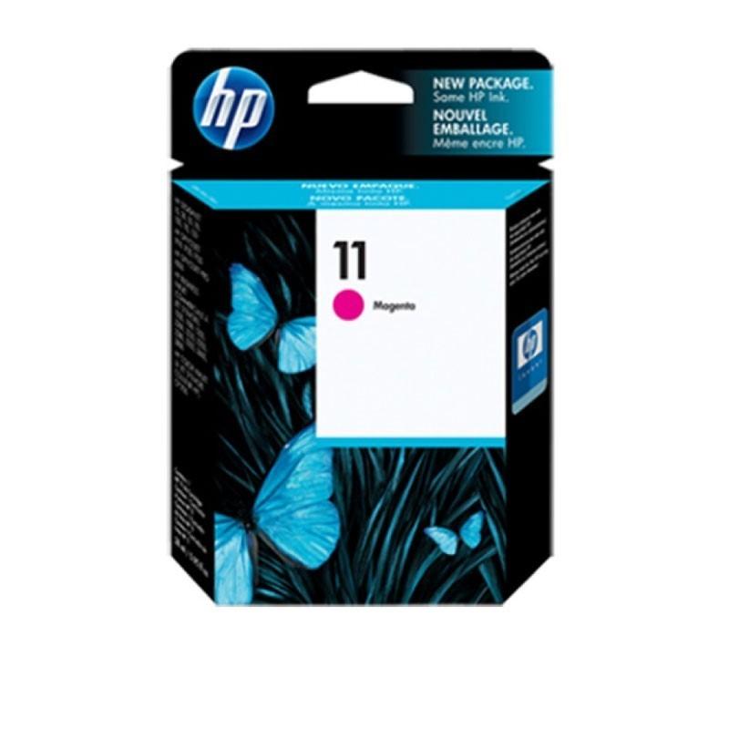 HP - No 11 Magenta Ink Cartridge [C4837A]