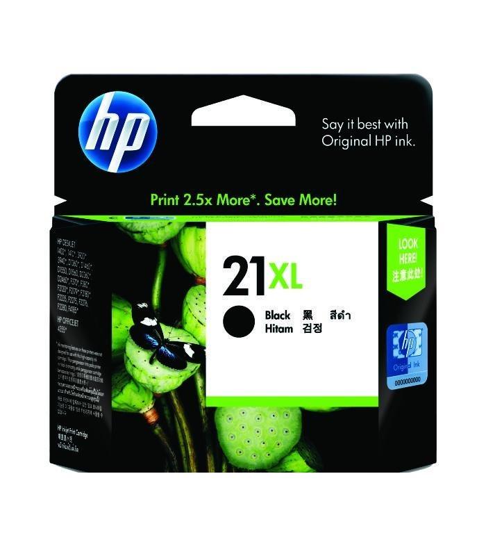 HP - 21XL Black Ink Cartridge [C9351CA]