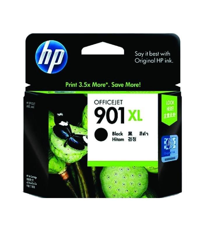 HP - Officejet 901xl Black Ink Cartridge [CC654AA]