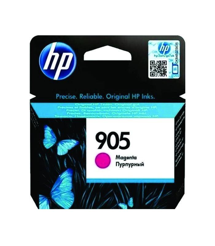 HP - 905 Magenta Original Ink Cartridge [T6L93AA]
