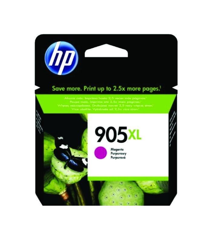 HP - 905XL Magenta Original Ink Cartridge [T6M09AA]