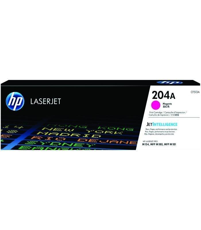 HP - 204A Magenta LaserJet Toner Cartridge [CF513A]