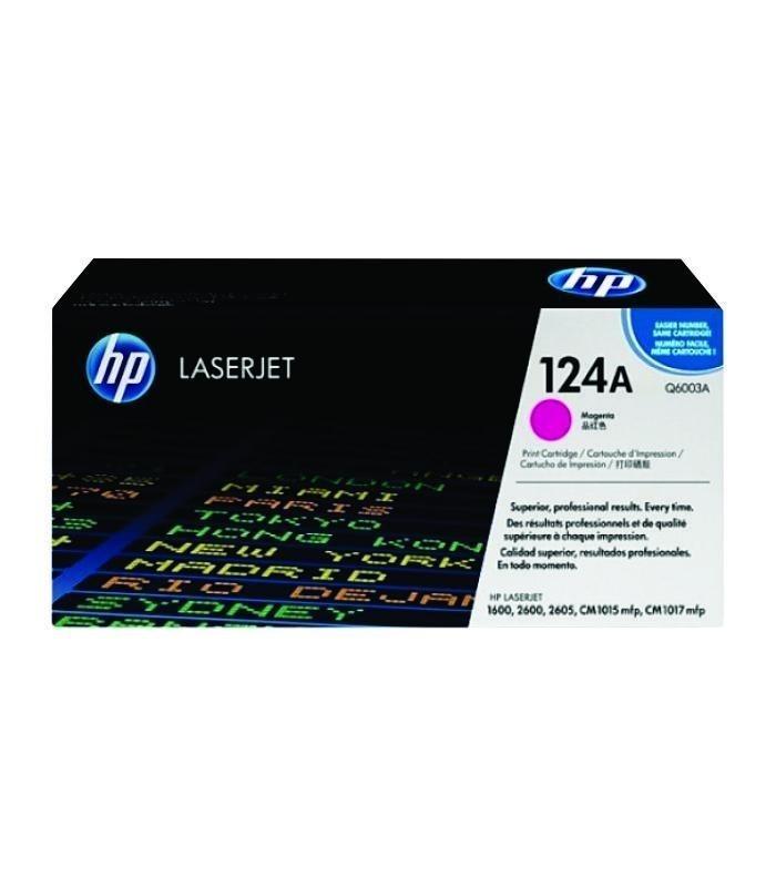 HP - LaserJet 2600/2605/1600 Magenta Cartridge [Q6003A]