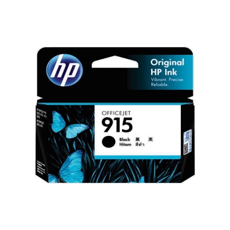 HP - 915 Black Original Ink Cartridge [3YM18AA]