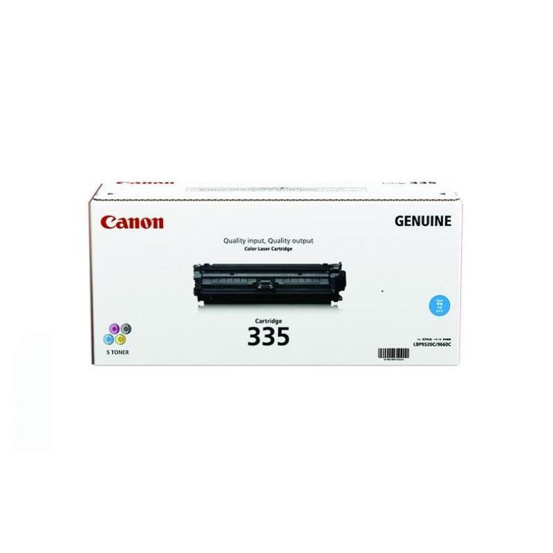CANON - Toner cartridge 335 cyan High Yield for LBP841CDN/843CX [EP335C]