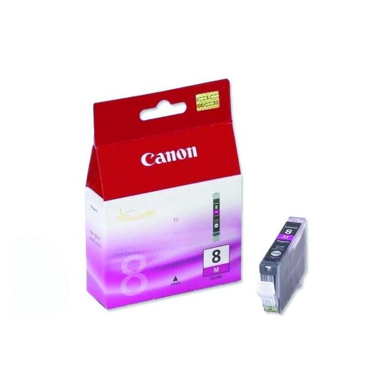 CANON - Ink Cartridge CLI-8 Magenta [CLI8M]