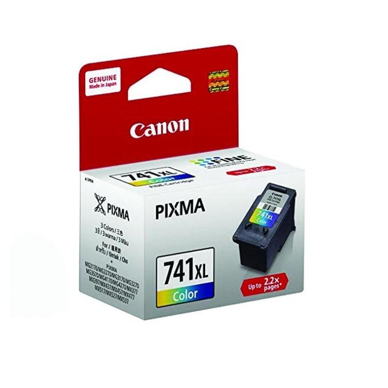 CANON - Ink Cartridge CL-741 Colour XL [CL741XL]